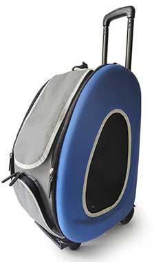 Innopet Trolley 4 in 1 blue