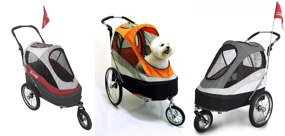 Hondenfietskar Innopet Sporty Dog Trailer
