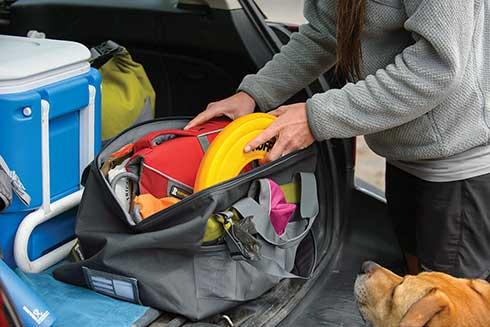 Ruffwear Haul Bag Reitas voor honden spullen