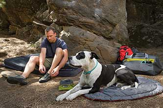 Ruffwear Haul Bag reistas honden spullen