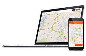 Weenect GPS tracker vind uw hond