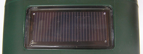 Weitech Garden Protector zonnecel
